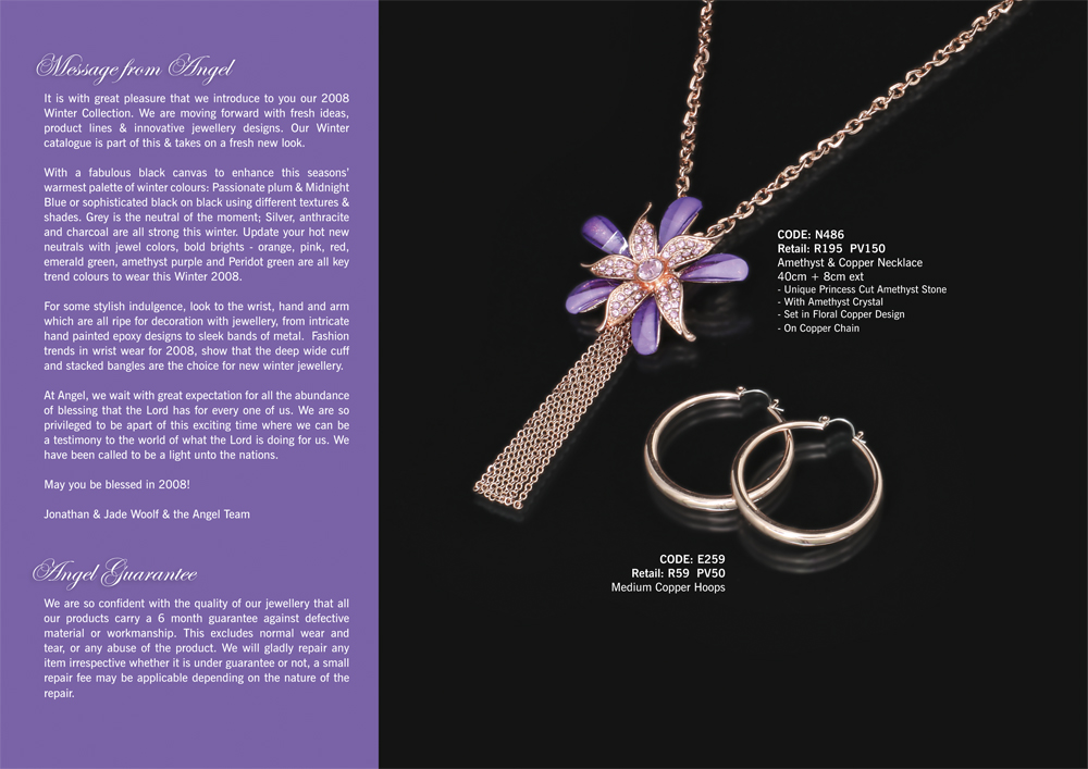 Catalogue, Magazine and Brochure Design